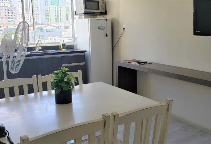 Simple Apt. Without Balcony